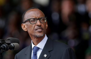 President Kagame calls for 'change' at Arsenal after defeat to Brentford