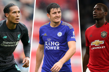 Top 5 Most Expensive Transfers In The Premier League History