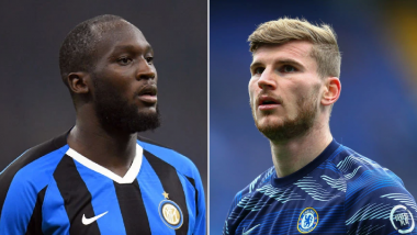 Chelsea: What Timo Werner said about Lukaku