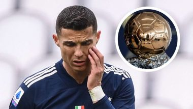 Ballon d'Or 2021: Ronaldo in 8th position as top 9 possible winners revealed [See list]