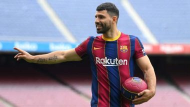 Aguero Blow For Barcelona As Striker Ruled Out For 10 Weeks - See Full Details