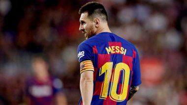 How I wanted to leave Barcelona – Messi