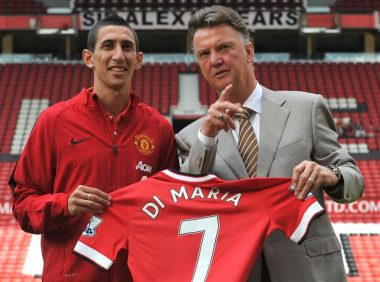 Man United's Iconic No. 7 Shirt Had No Special Meaning To Me