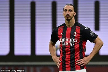 Zlatan Considers Himself Equal To Ronaldo & Messi (See Why)
