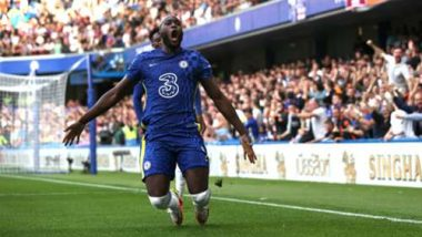 Lukaku Says He Won't Slide On His Knees To Celebrate Goals Anymore