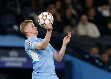 Kevin De Bruyne Has Been Demoted From His Role In Man City