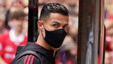 Cristiano Ronaldo Offers Support For Footballer Fighting For His Life