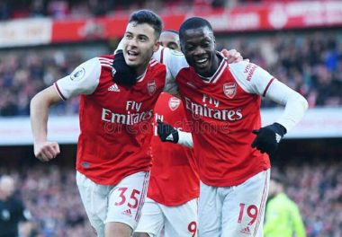 3 Players That Were Responsible For Arsenal's Victory Against Brentford