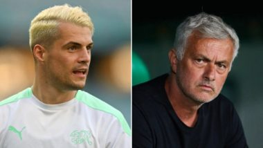 Xhaka Responded To. Jose Mourinho After Urging Him To Take Covid-19 Jab