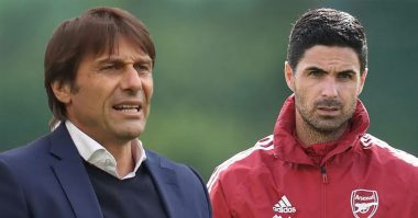 Antonio Conte Taking Over From Arteta Date Has Been Stated - See Date