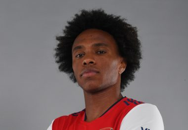 Willian Joined Arsenal To Win The UCL But Instead Left Them Bottom Of The Table