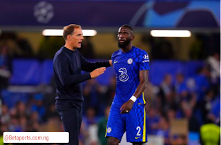 Chelsea's Rudiger is being monitored by PSG and Real Madrid