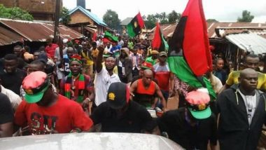 Breaking as IPOB Issue Strong warning to scammers