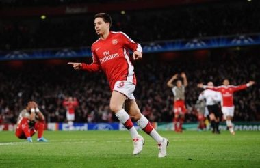 Ex-Arsenal Star Nasri Announces Retirement From Football At 34