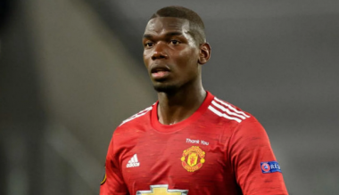 Pogba's agent hints he might leave Man Utd for Juventus