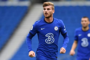 Werner reveals why he didn't take penalty against Aston Villa