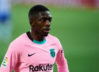Man United Make Contact With Barca Over Dembele Transfer