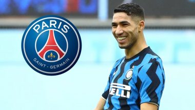 Why I snubbed Chelsea for PSG – Hakimi