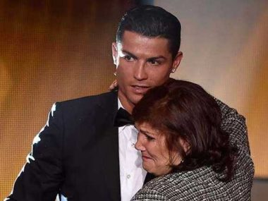 BREAKING: Ronaldo has banned his mum from watching his debut game