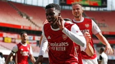 Gunners Could Lose Nketiah For Free