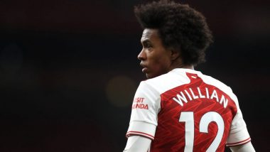 I was not happy at Arsenal – Willian opens up