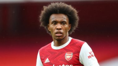 Willian reveals reason behind Arsenal exit