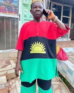 Chiwetalu Agu re-arrested by DSS after his release by Nigerian Army